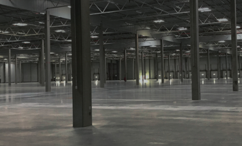 Leasing warehouse space